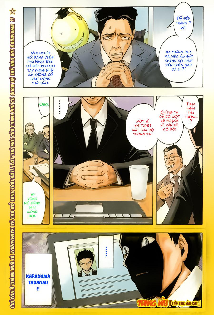 Ansatsu Kyoushitsu chap 38 trang 2