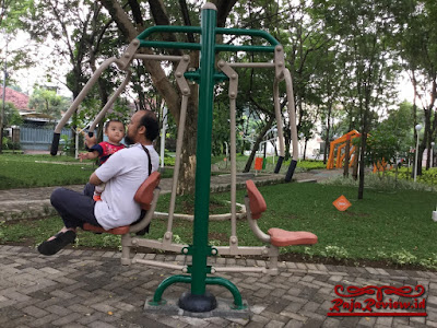 Taman Slamet Malang, Taman Slamet Ijen, Taman Slamet Dikota Malang