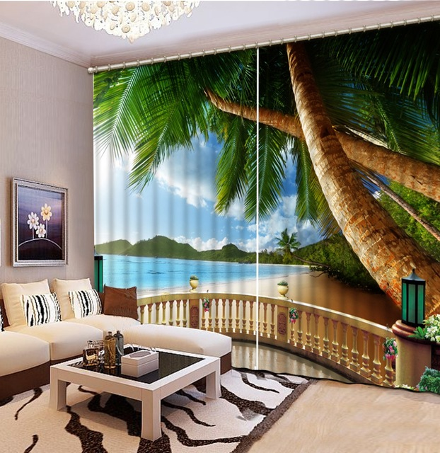 25 Best 3D Curtain Designs Open New Horizons To Your Room