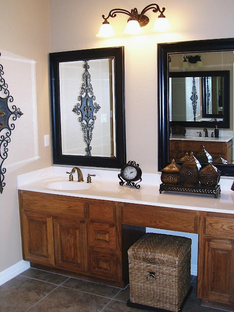 Bathroom Mirror Ideas with Mutuality Design 1