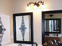 Bathroom Mirror Ideas with Mutuality Design