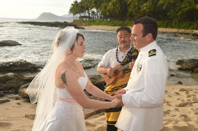 Hawaii Military Weddings