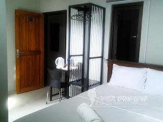 kamar hotel new ocean karimunjawa