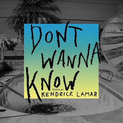 Maroon 5 Unveil New Single 'Don't Wanna Know' ft. Kendrick Lamar
