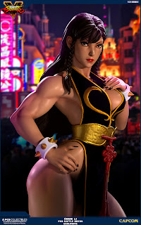 Chun-Li Battle Dress