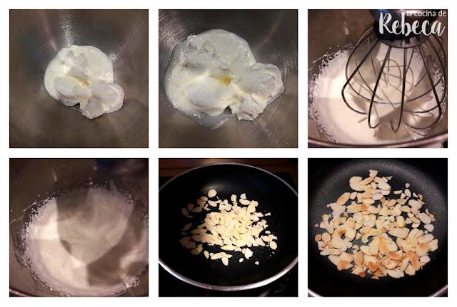 Receta de mousse de queso y yogur con frambuesas: la crema