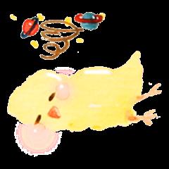 Lazy Chick