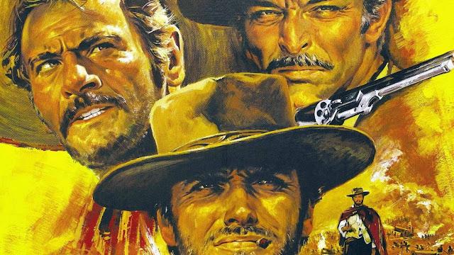 "Memória Western: (""western spaghetti""): Trilogia dos Dólares (Sergio Leone - 1964/1965/1966)"