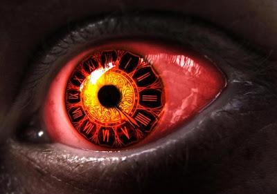 Fotomanipulación ojo rojo
