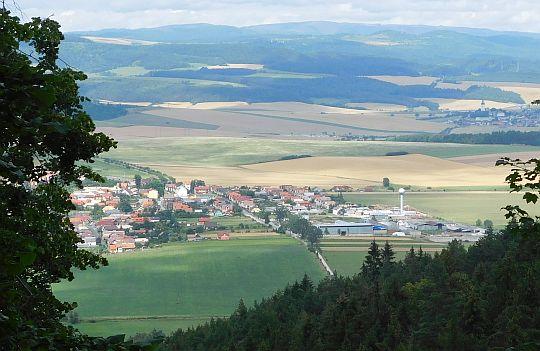 Hrabuszyce (słow. Hrabušice, węg. Káposztafalva, niem. Kabsdorf).
