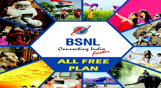 BSNL All Free Plan 144 and 439 withdrawn