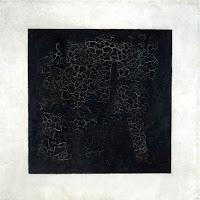 Черный квадрат. Казимир Малевич.