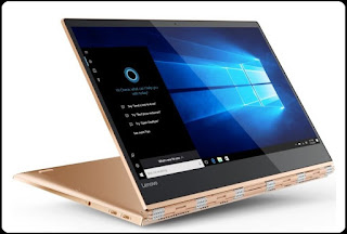 Laptop Lenovo Yoga 920 Spesifikasi dan Harga