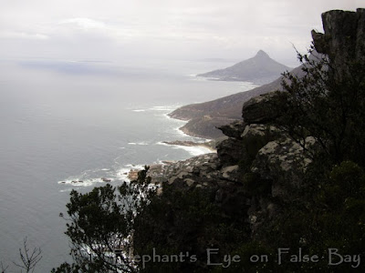 To Llandudno and Lion's Head