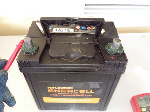 How To Replace A Dead Cell In A Car Battery