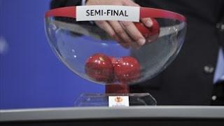 Sorteo UEFA Europa League: fecha, hora y canal de las semifinales
