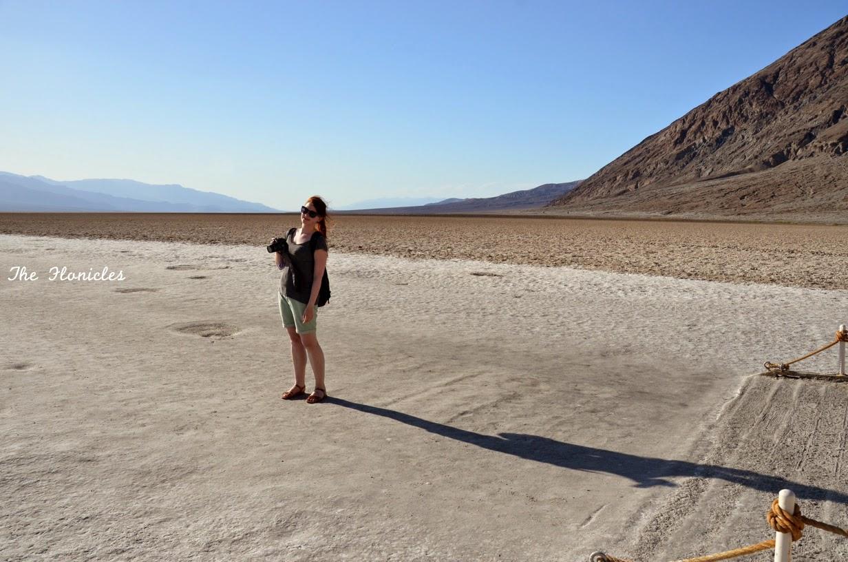 Trip dans la Vallée de la mort : Death Valley