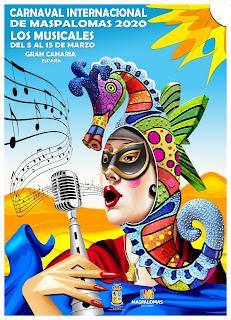 Maspalomas - Carnaval 2020 - Iñaki Fernández