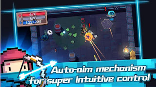 Free Download Soul Knight Mod Apk Unlimited Energy, Free Shopping, All Unlocked for Android