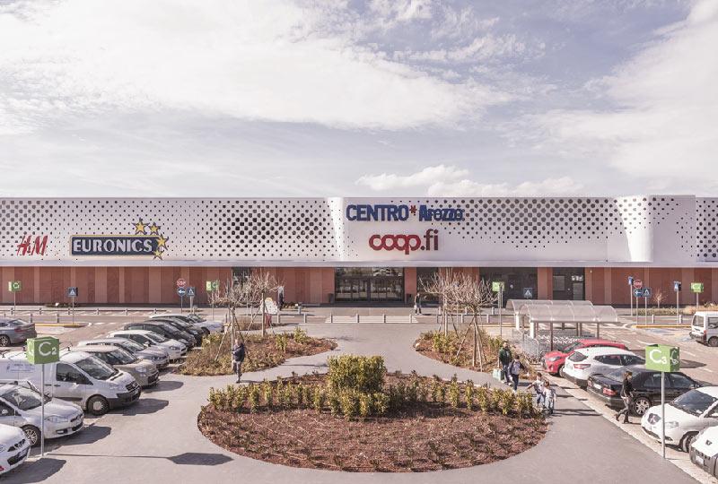 Il nuovo concept del Centro Coop di Arezzo