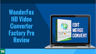 WonderFox Free HD Video Converter Factory13.0