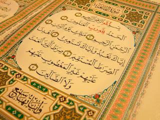 Irob Surat Al fatihah ayat 5