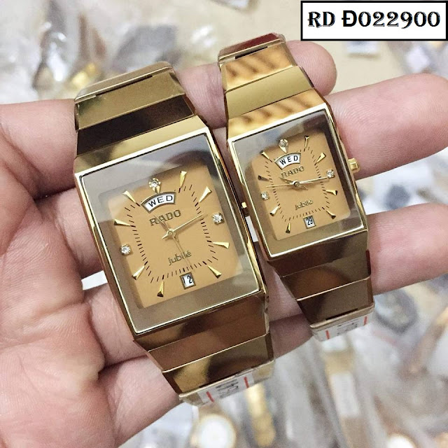 Đồng hồ cặp đôi Rado Đ022900