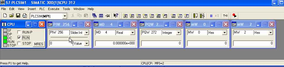 How to use fc105 scale and fc106 unscale convert for analog data of step 4 download program and run simulation fandeluxe Images
