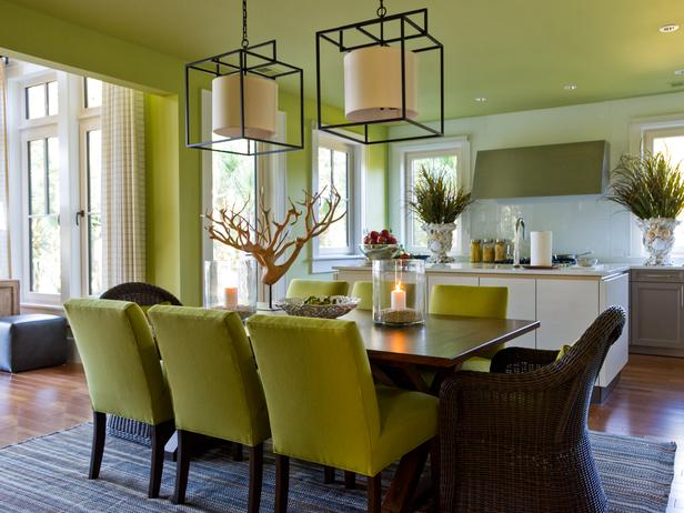 Modern Furniture Dining Room Pictures Hgtv Dream Home 2013