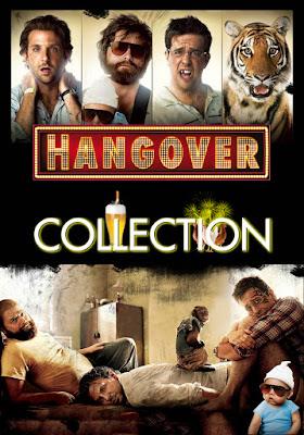 The Hangover Colección DVD R1 NTSC Latino