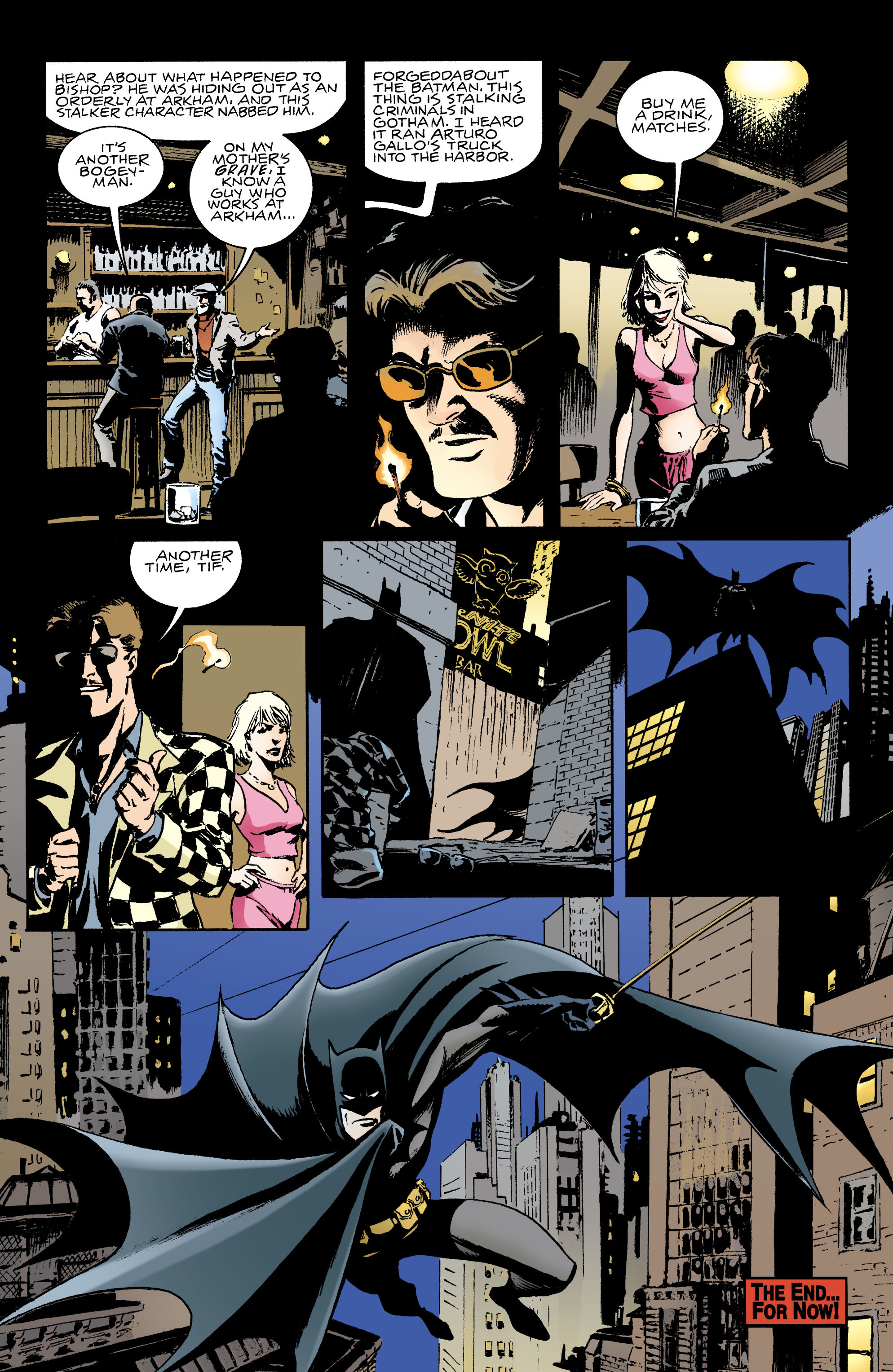 Detective Comics (1937) 775 Page 38