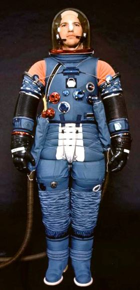 Space Suit Evolution Since First NASA Flight - Pix Magazine