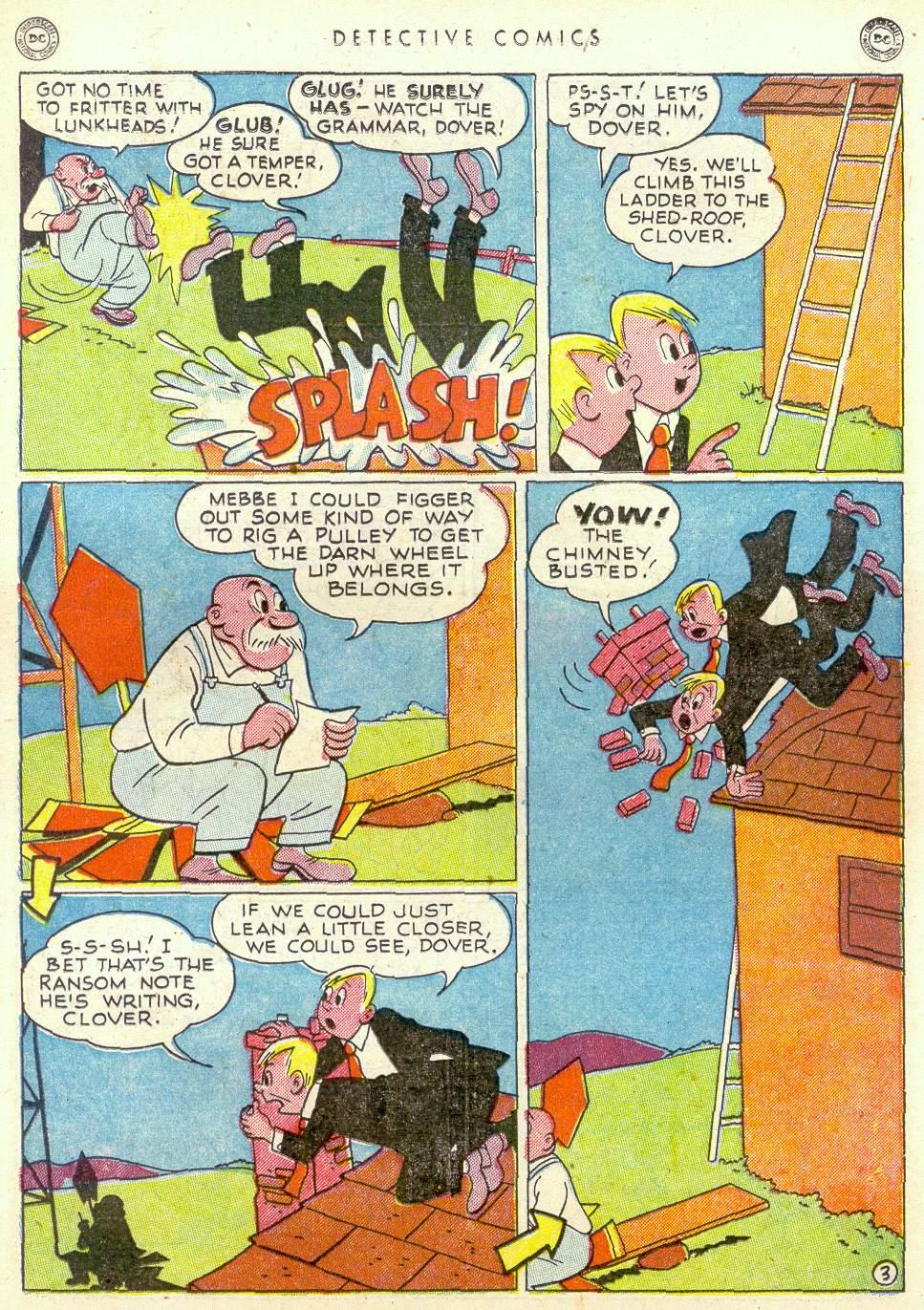 Read online Detective Comics (1937) comic -  Issue #163 - 34