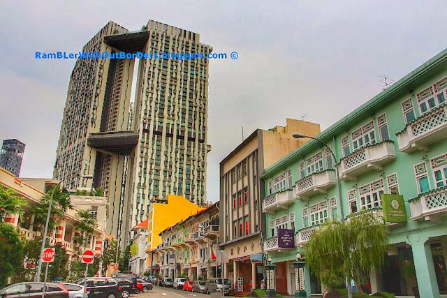 Bukit Pasoh St, Singapore