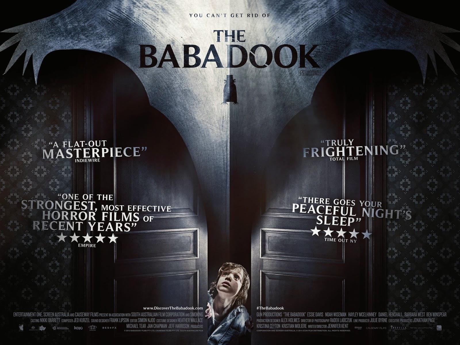 The Babadook 2014 Hdrip ταινιες online seires xrysoi greek subs