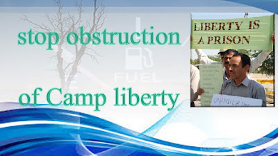 #IRAN #IRAQ #MEK #PMOI #MOJAHEDINEKHALG #Camp Liberty
