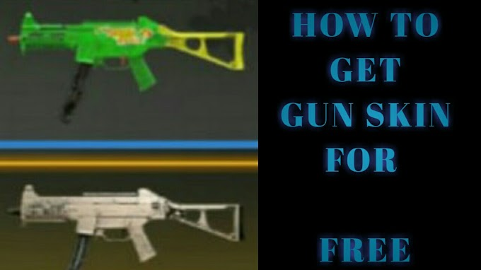 How to get Gun Skin for Free