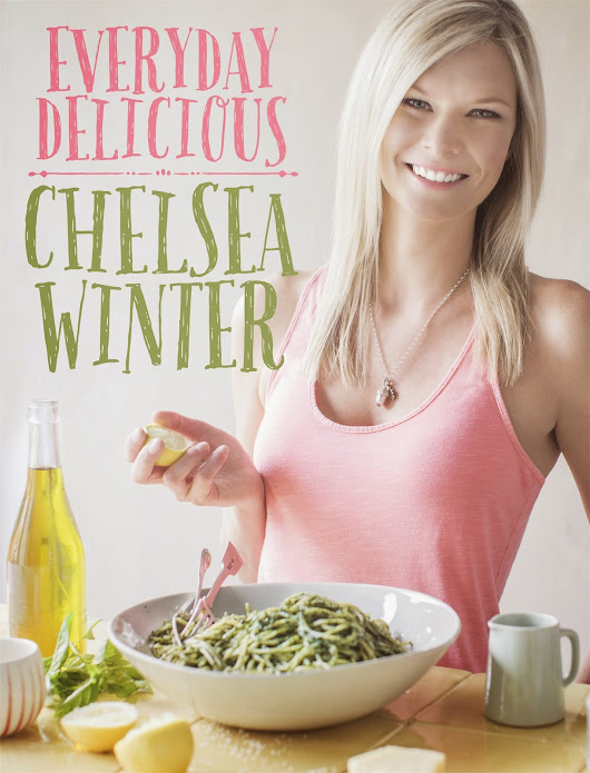 Every day IS delicious {review of Chelsea Winter's new recipe book}