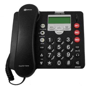 amplicom hearing aid phone