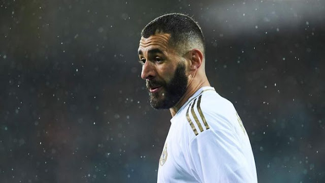 Perpanjang Kontrak, Benzema di Real Madrid Hingga 2022