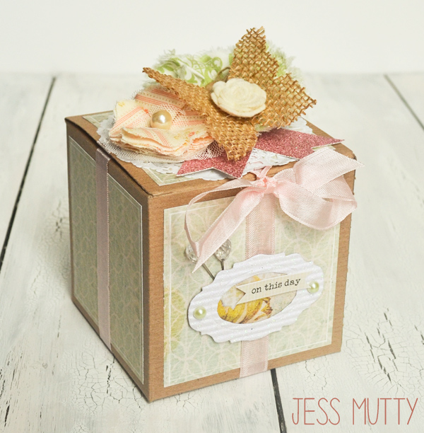 The Curtsey Boutique Spring Gift Box With Jess Mutty