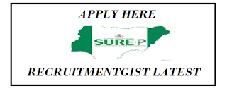 Apply for Sure-P Recruitment 2018/2019 – www.Sure-P.gov.ng