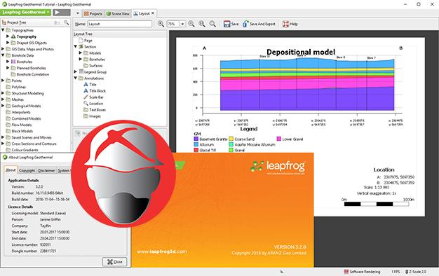 Leapfrog Geothermal v3.2