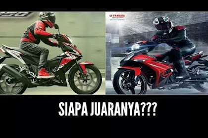 Adu Juara, MX King 150 vs Supra GTR 150