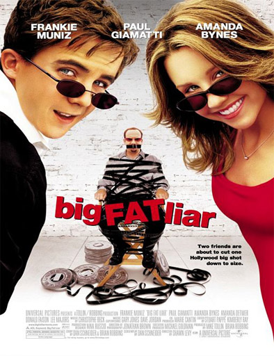 Ver Gordo mentiroso (Big Fat Liar) (2002) Online