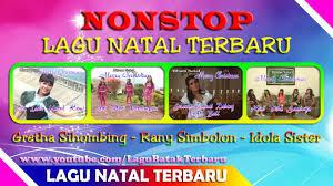 Lagu Natal NONSTOP Terbaru 2019 Mp3