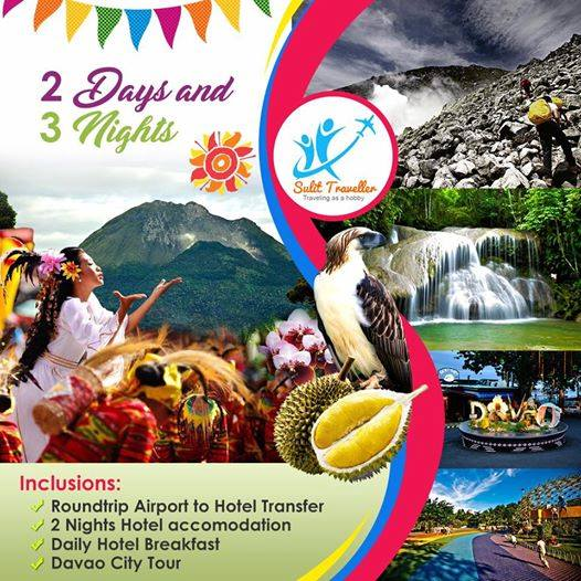 Davao City Tour Package - Beautiful Mindanao