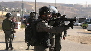109 Palestinian protesters injured by Israeli gunshots