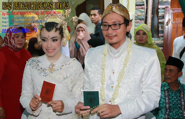 Rias Pengantin Jogja Paes Ageng MUSLIM - Sanggar Make Up Rias Pengantin Bekasi dNova Bekasi Utara (1)