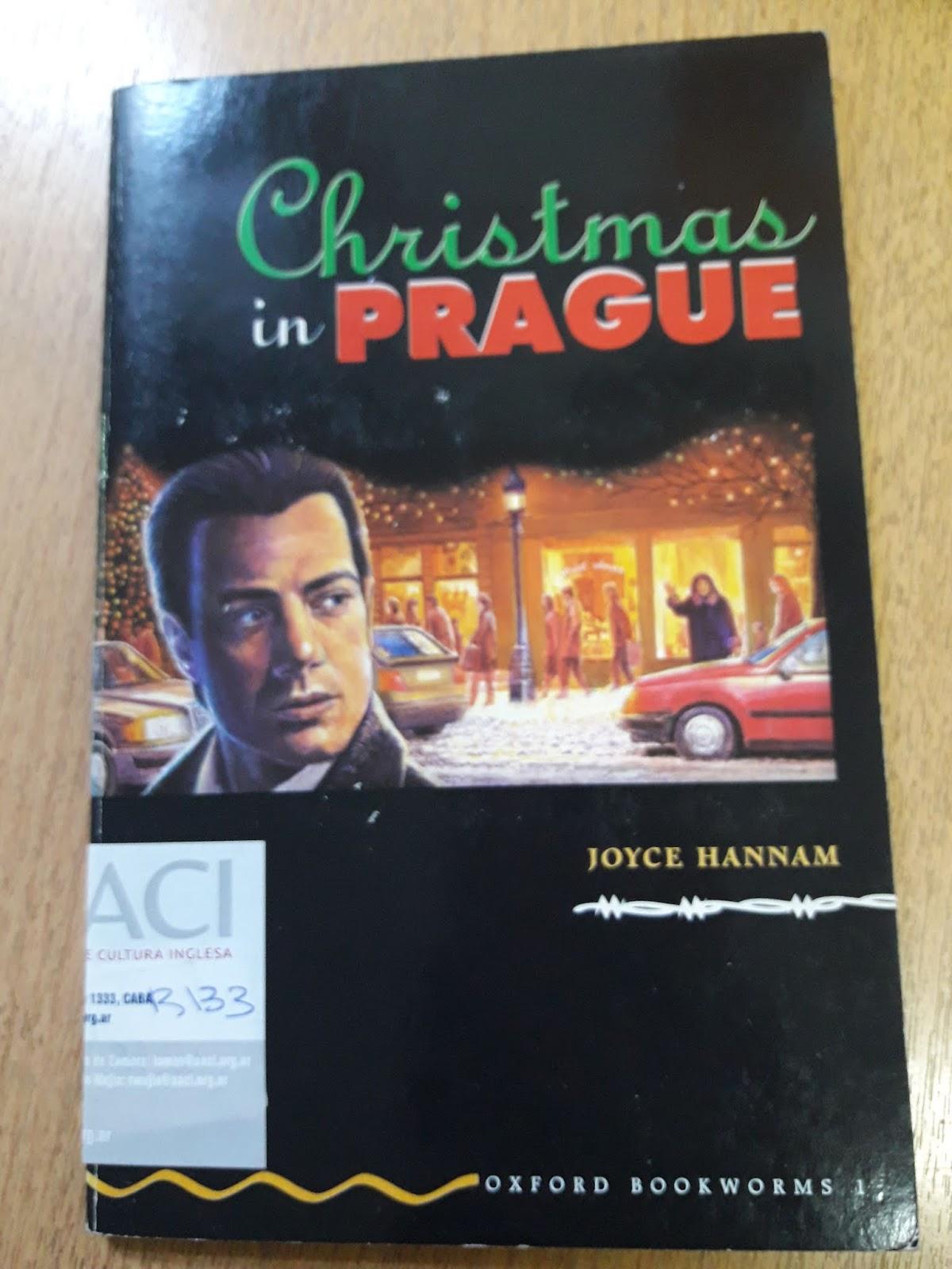 Christmas In Prague Book.Aaci Barracas Reading Spot Christmas In Prague By Joyce